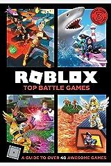 Roblox Top Battle Games Hardcover
