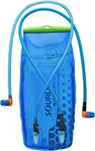 Source Outdoor Widepac Dvide Hydration System, Transparent Blue