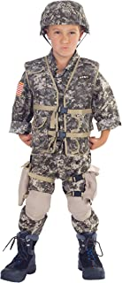 Underwraps U.S Army Ranger Deluxe Costume for Kids