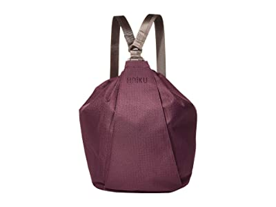 Haiku Crescent (Blackberry) Backpack Bags