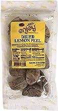 Enjoy Dried Lemon Peel (5 Ounce)