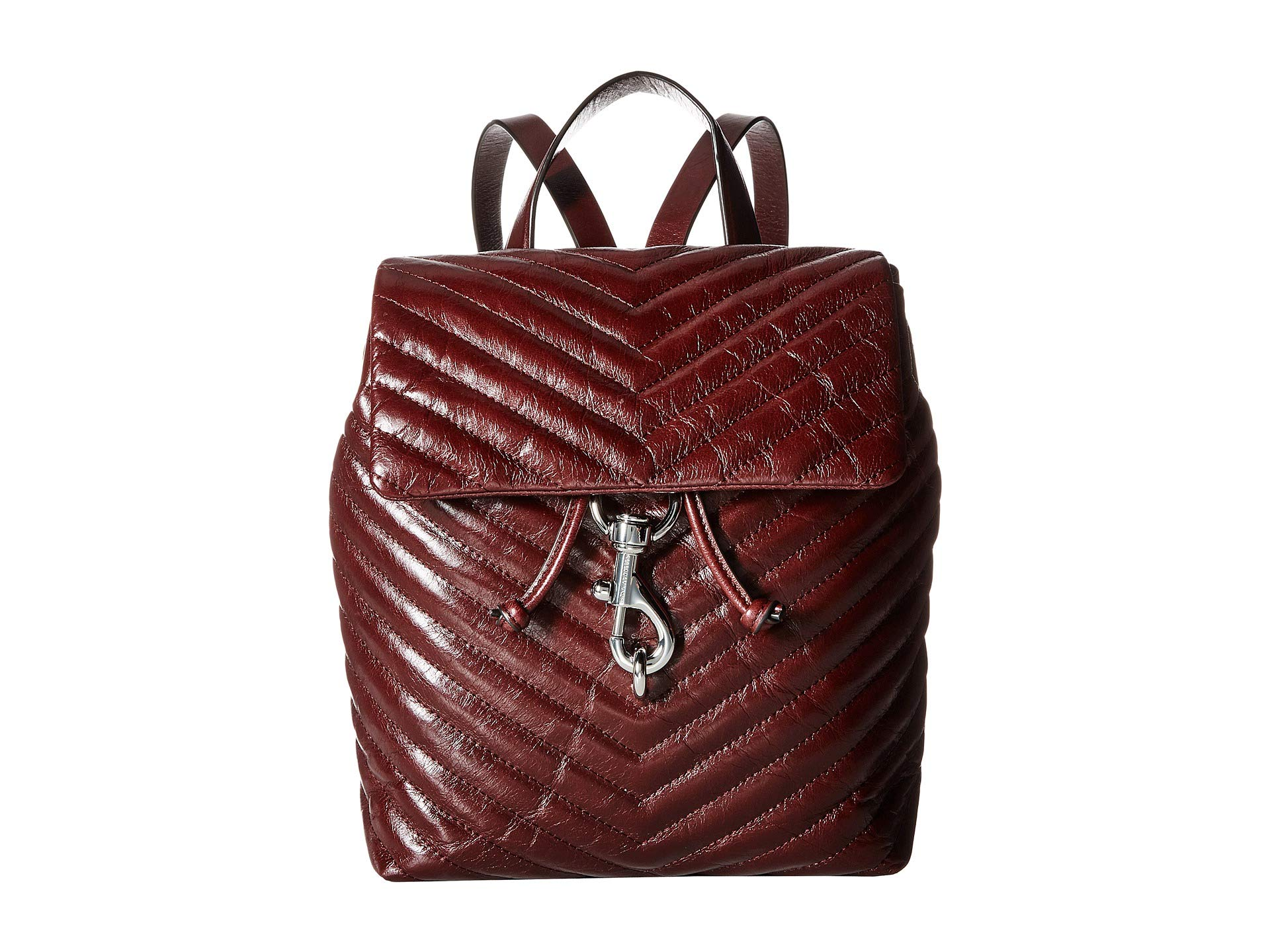 Minkoff Flap Backpack Edie Rebecca Bordeaux 6OCTqCw7