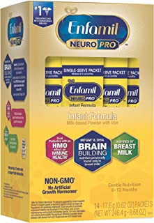 Enfamil NeuroPro Infant Pwd Single Serve Pckts