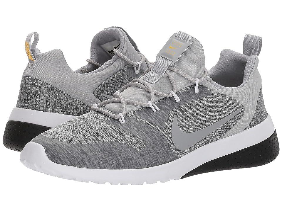 Nike CK Racer (Wolf Grey/Wolf Grey/White/Vivid Sulfur) Men