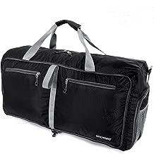 ENKNIGHT 55L 75L Travel Waterproof Foldable Duffel Bag Luggage Bag Sports Gym Bag