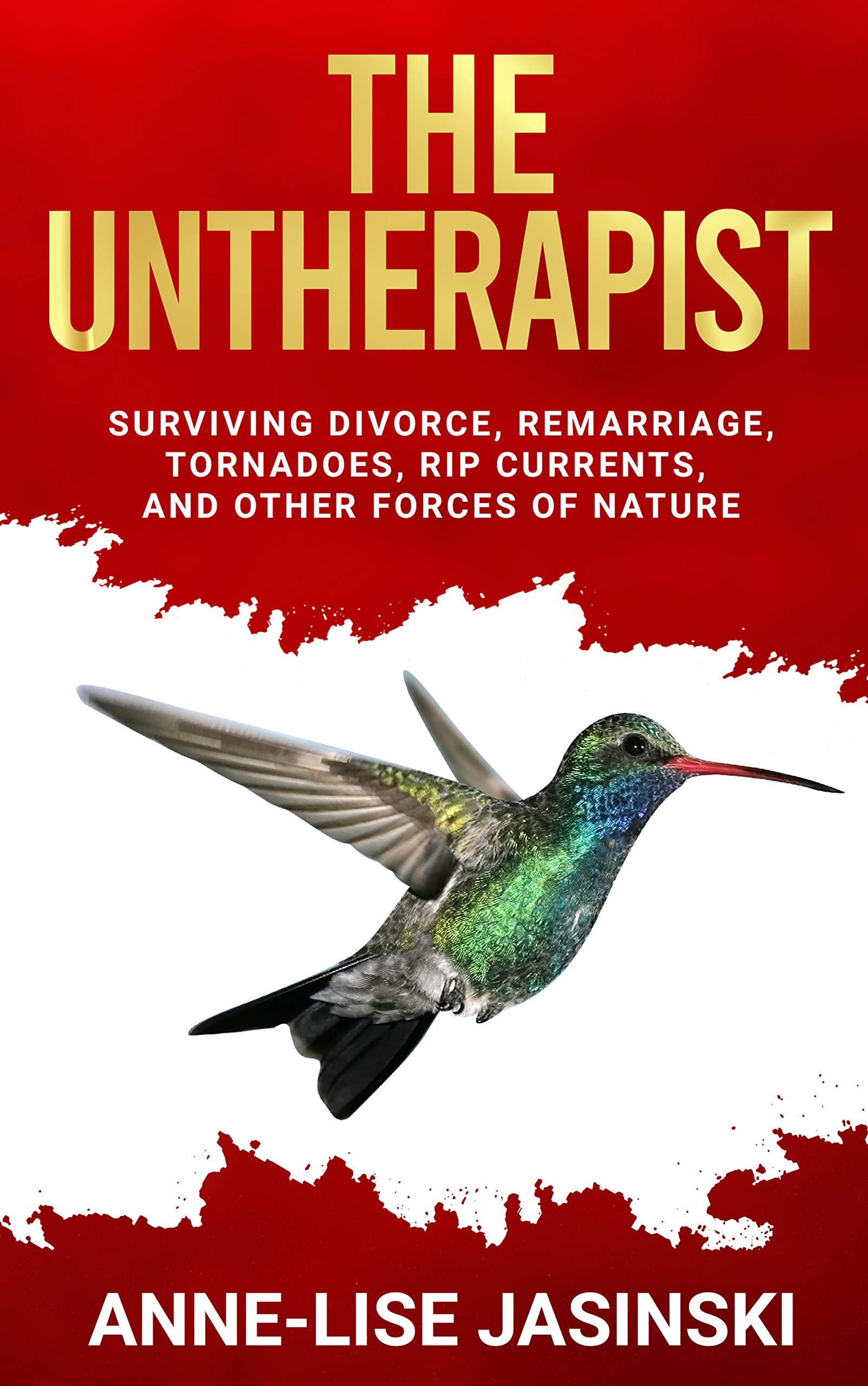 The Untherapist: Surviving Divorce, Remarriage, Tornadoes, Rip Currents, and Other Forces of Nature