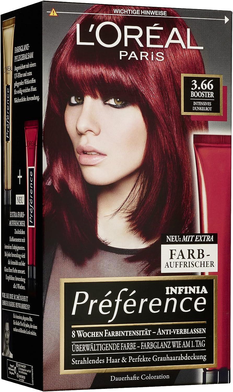 LOréal Paris Infinia Préférence – Tinte para el pelo, 3 unidades ...