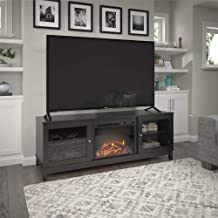 Ameriwood Home Ryan Point Fireplace 70