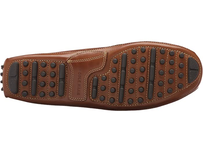 Cole Haan Grant Canoe Penny Papaya Loafers