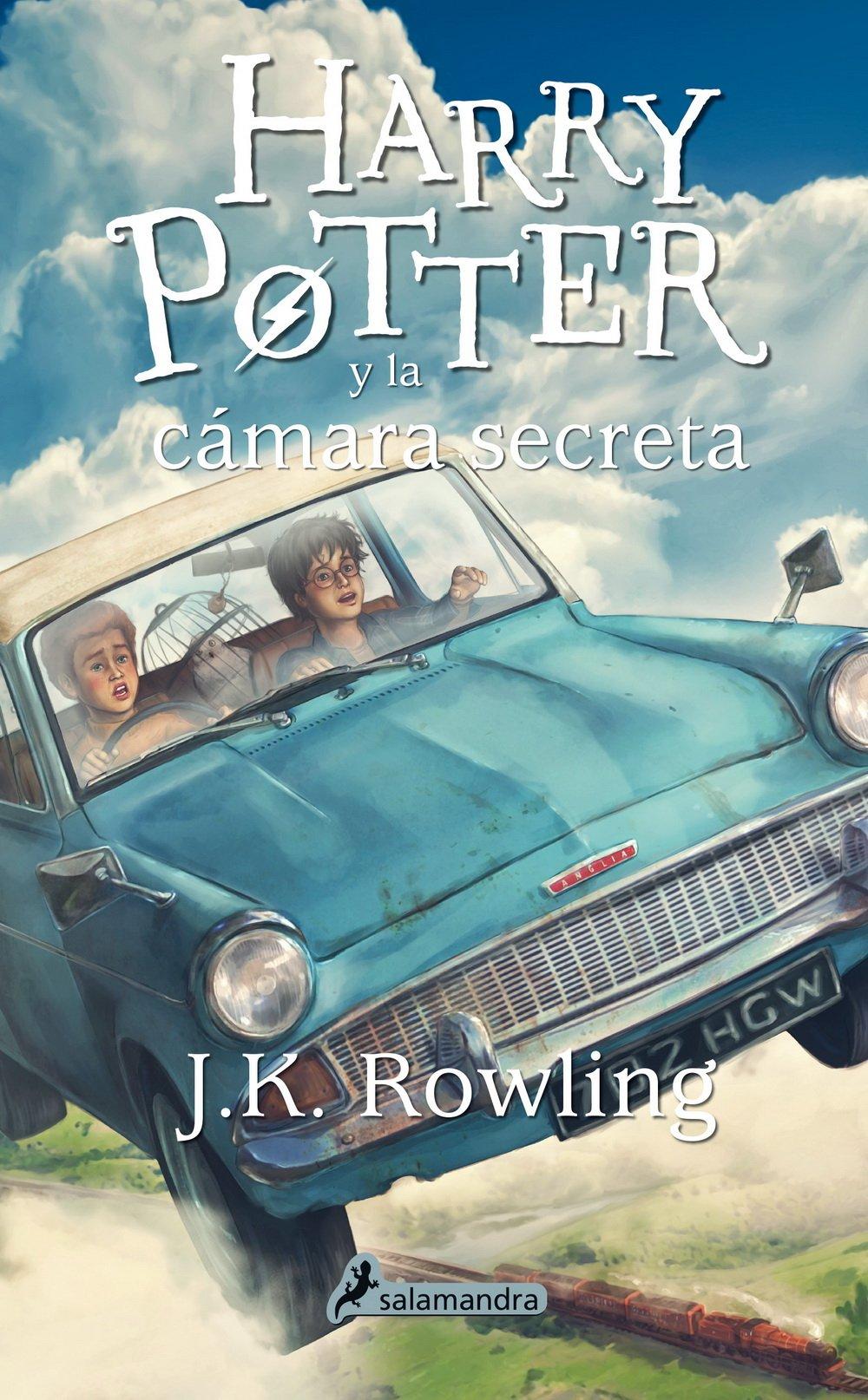 Harry Potter 2. Harry Potter y la cámara secreta (Nueva edición, tapa blanda)