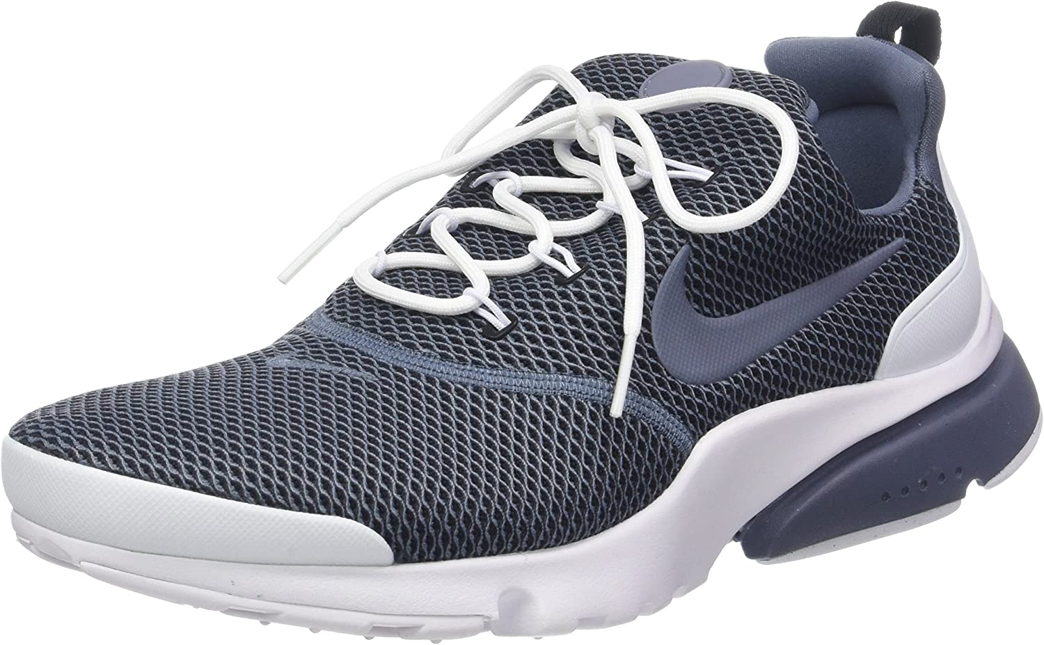 Nike Mens Presto Fly Se Fabric Low Top Lace Up Running Sneaker