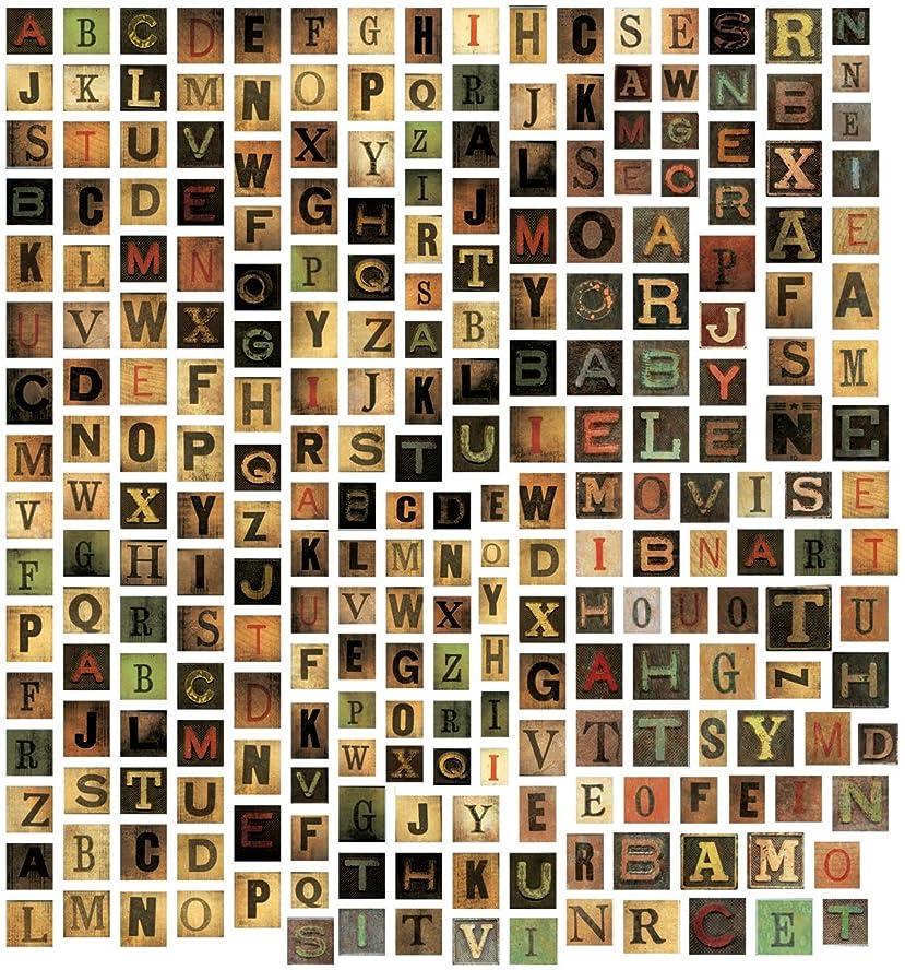 Tim Holtz Idea-ology Alpha Tiles cu15858298