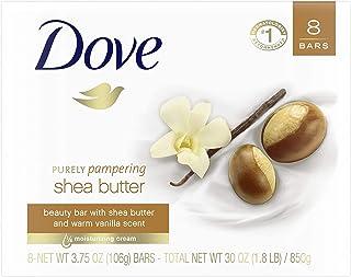 Dove Beauty Bar ، کره Shea ، 4 اونس ، 8 بار