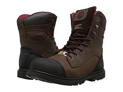Avenger A7573 Composite Toe (Brown) Men