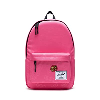 Herschel Supply Co. Classic X-Large (Hot Pink Speed Wheels) Backpack Bags