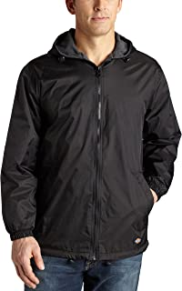Men's Fleece-Lined Hooded Jacket