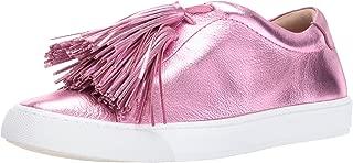 Loeffler Randall Women's Logan (Metallic Foil/Tassels) Sneaker