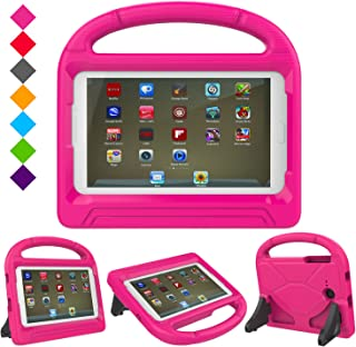 Kids Proof Case for Samsung Tablet 7 inch-Dinines Samsung Galaxy Tab E Lite Case Light Weight Kids Children Case Super Protection Cover Handle Stand Case for Tablet SM-T113 / Tab 3 Lite 7.0 SM-T110