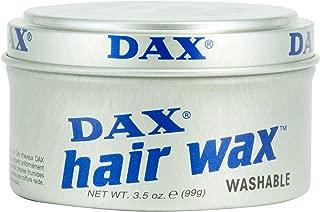 Dax Hair Wax, 3.5 Ounce