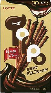 ロッテ トッポ<ビター> 1箱(2袋入)