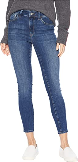 Tess High-Rise Super Skinny Jeans in Indigo Supersoft/Medium Blue