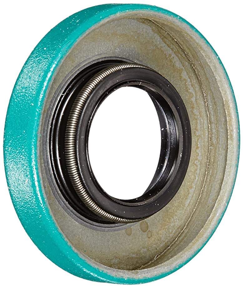 SKF 6372 LDS & Small Bore Seal, R Lip Code, CRW1 Style, Inch, 0.625