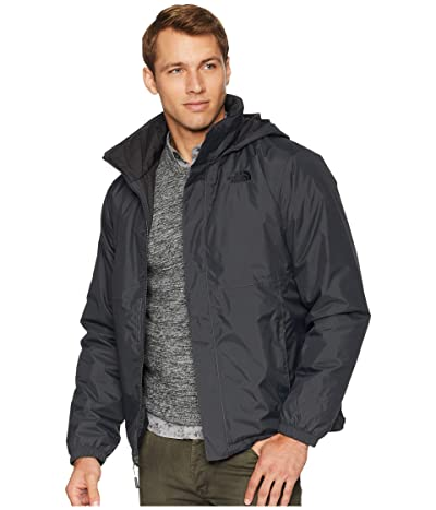 The North Face Resolve Insulated Jacket (Asphalt Grey) Men