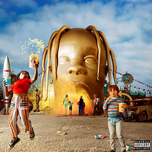STARGAZING - <strong>Travis Scott</strong>