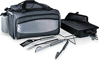 ONIVA - a Picnic Time Brand Vulcan All-In-One Tailgating Cooler/BBQ Set