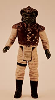 Vintage Klaatu (1983) ROTJ - Star Wars Universe Action Figure - Collectible Replacement Figure Loose (OOP Out of Package & Print)