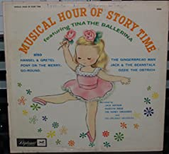 Musical Hour of Story Time (Vinyl Record) featuring Tina the Ballerina