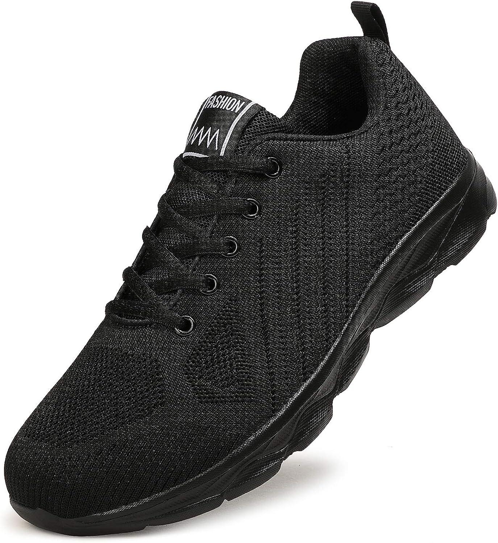 ZPAWDH Calzado para Correr por Carretera para Hombre Calzado Deportivo para Exteriores para Mujer Calzado Ligero para Fitness y Transpirable