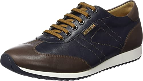 Mephisto Pavel Boston 5051 5045 Dark braun Herren Low-Top
