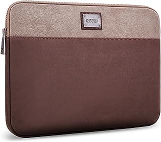 CAISON 14 inch Laptop Sleeve Case voor 14 inch LENOVO IdeaPad 5i 5 3i 3 Slim 7 Flex 5i 5 ThinkPad T14 T14s X1 Koolstof/HP ...
