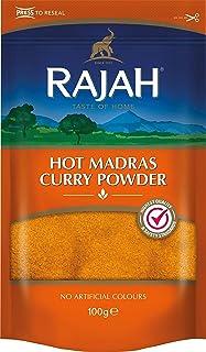 comprar comparacion Rajah Caliente De Madras 100G Polvo De Curry