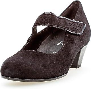 Gabor Shoes Trotteurs Décroché pour Femme Comfort, Confortable en Velours, modèle 36.148/47