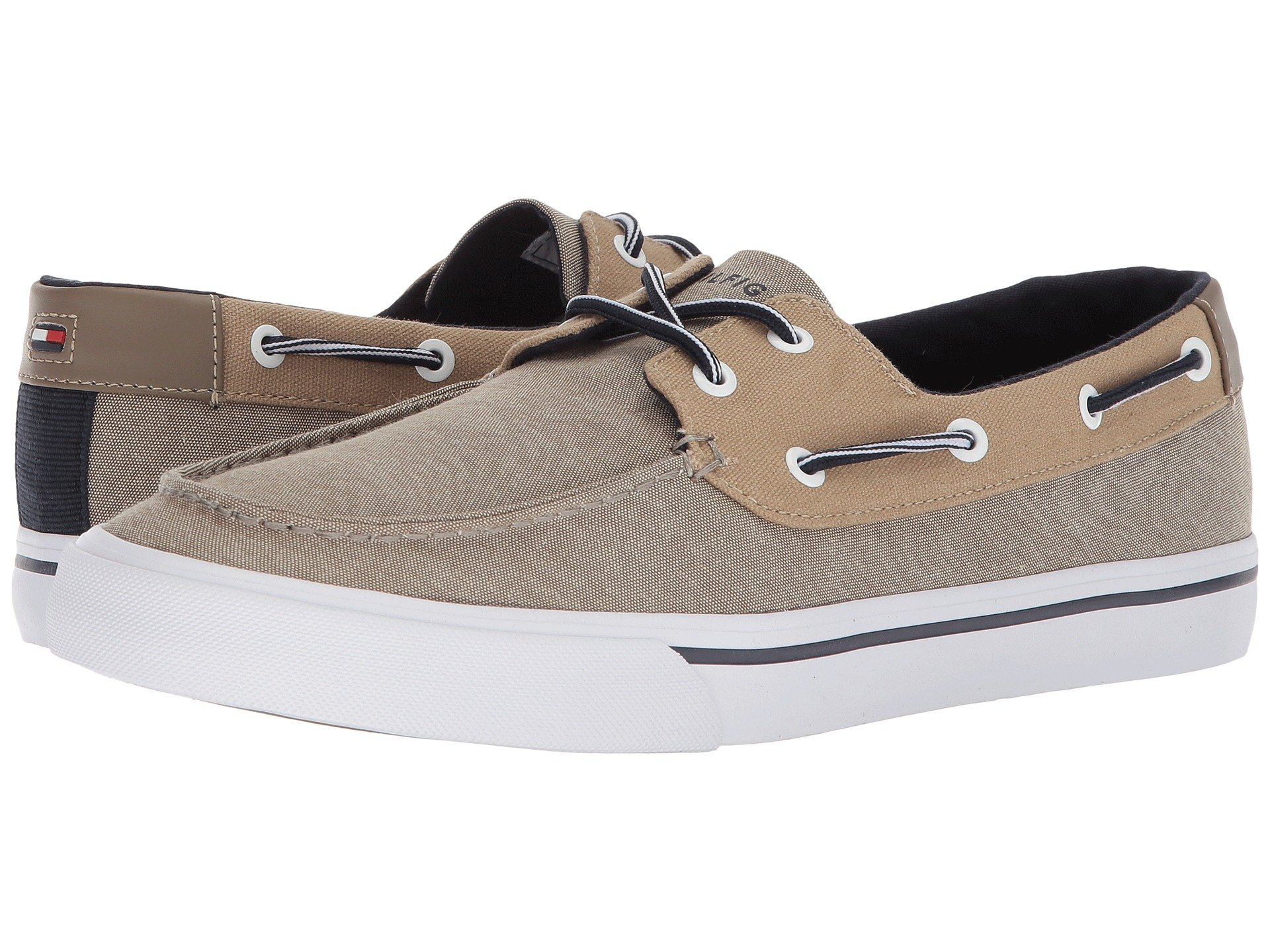 Calzado Tipo Boat Shoe para Hombre Tommy Hilfiger Pharis  + Tommy Hilfiger en VeoyCompro.net