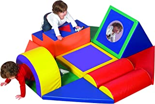 Children's Factory Shape and Play Obstacle Course Indoor Playground for Toddlers Active Play Set for Kids