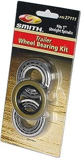 boat trailer wheel bearing replacement