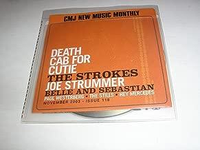 CMJ New Music Monthly Vol # 118, November 2003 Music CD