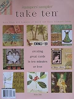 stampers' sampler take ten, Winter 2006