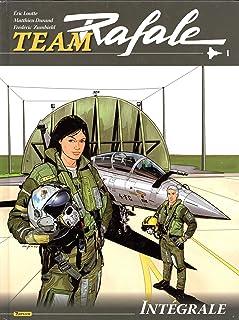 Bande dessinée - team rafale intégrale - tome 1 (Bande Dessinée (1))