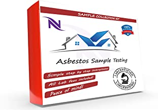 Asbestos Test Kit 1 PK (3 Bus. Days) #1 Lab Certified Asbestos Test�