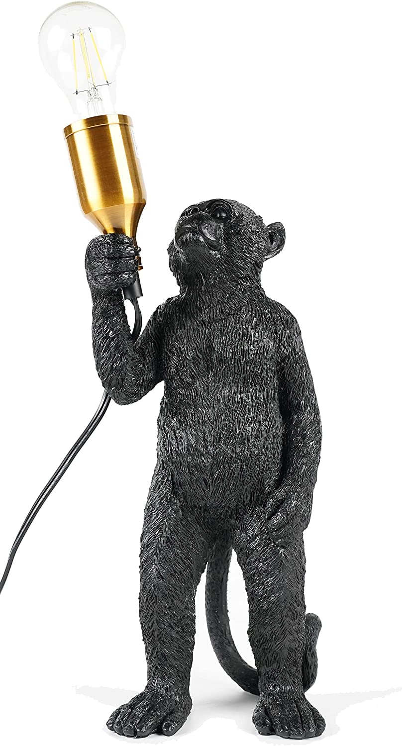 All stores are Ranking TOP3 sold Creative Animal Table Lamps Lamp Orangutans Personalities