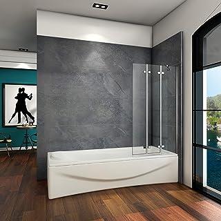 Amazon.es: mampara biombo bañera
