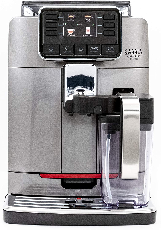 Gaggia Cadorna Prestige Super-Automatic Espresso Machine