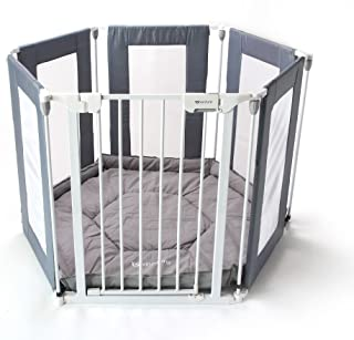 Baby park 3 in 1, resistant and durable, made of non-toxic