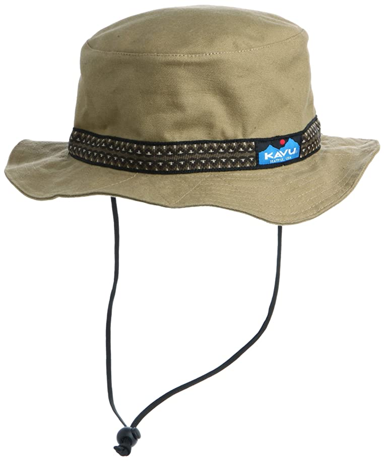 適応あまりにもフィッティング(カブー)KAVU Strap Bucket Hat 11863452 [メンズ]