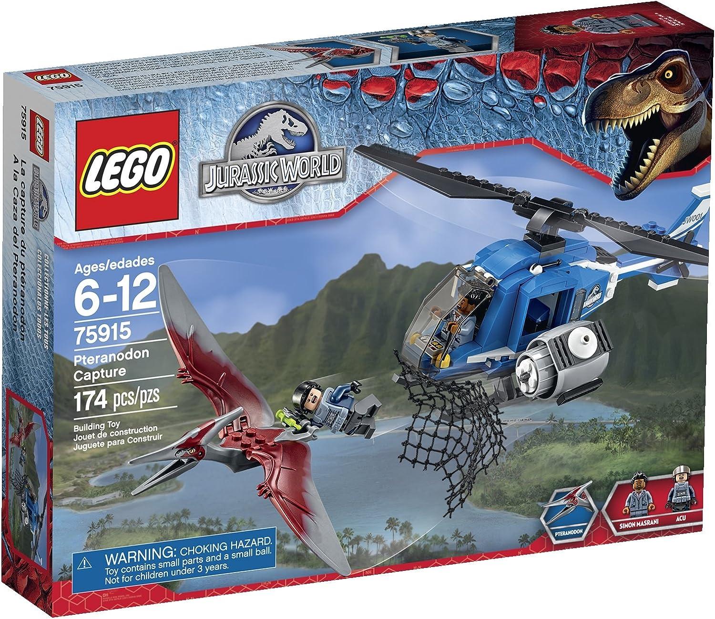 hasta un 70% de descuento LEGO Jurassic World Pteranodon Capture 75915 Building Building Building Kit by LEGO  costo real