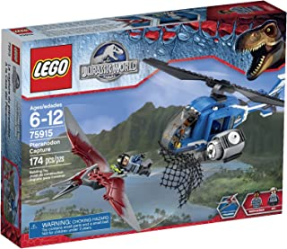 Best lego jurassic world pteranodon capture 75915 Reviews